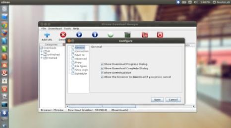 Cara Install Xtreme Download Manager di Ubuntu dan Linux