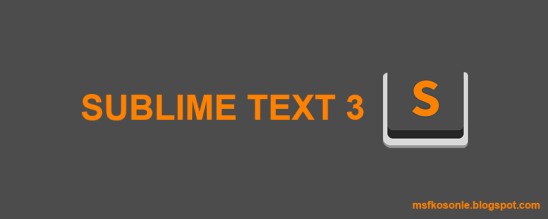 Cara Install Sublime Text 3 + License Key di Ubuntu